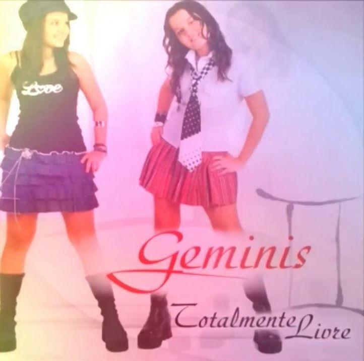 Capa do álbum Geminis — Totalmente Livre de Maiara e Maraisa