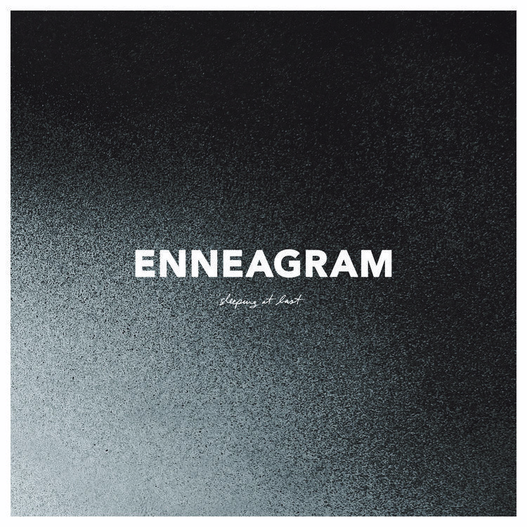 Capa do álbum Enneagram, do Sleeping At Last