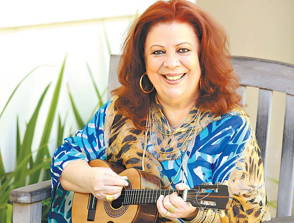 Beth Carvalho, cantora brasileira