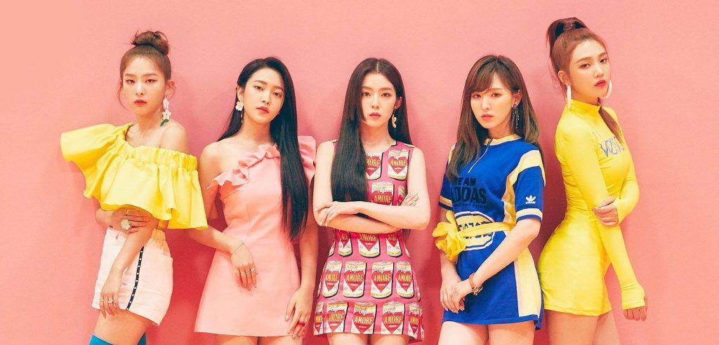 Girl Group de k-pop Red Velvet