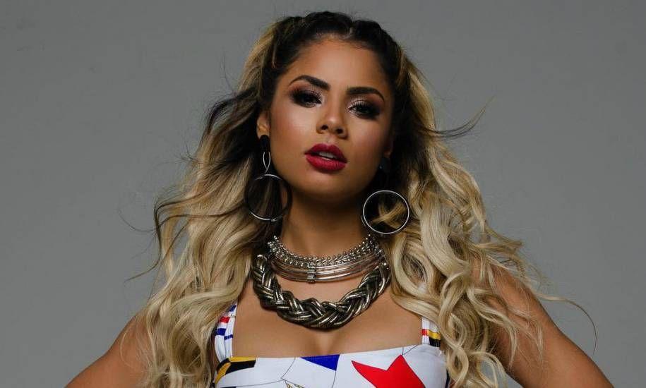 Lexa, cantora de funk
