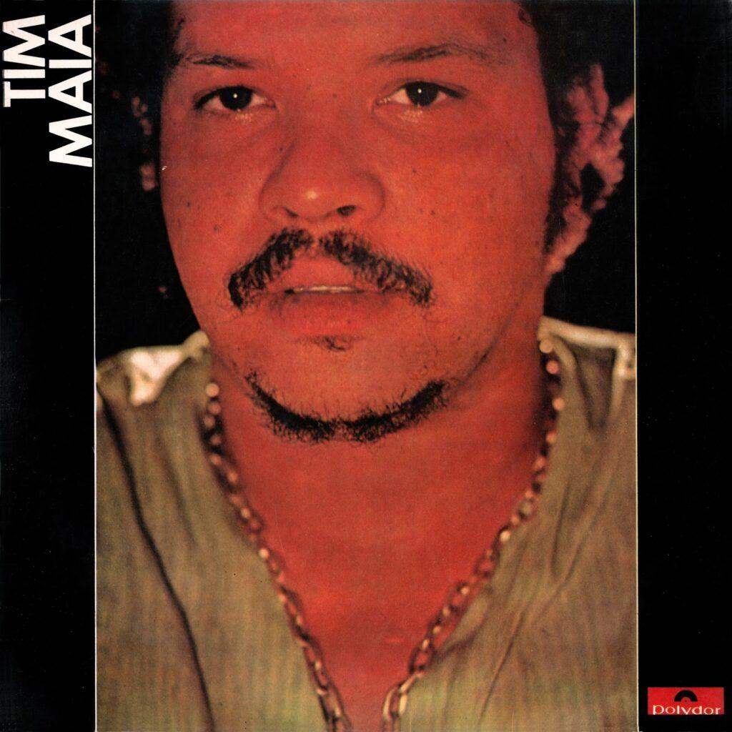 Capa do primeiro LP de Tim Maia