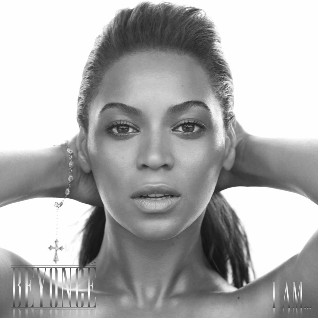 Capa do álbum I Am... Sasha Fierce
