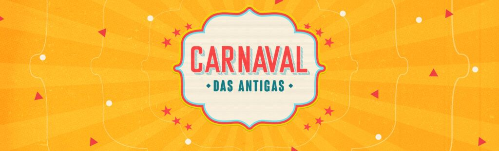 Playlist Carnaval das antigas