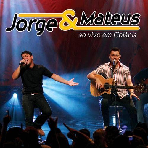 Capa do álbum Jorge e Mateus Ao Vivo em Goiânia