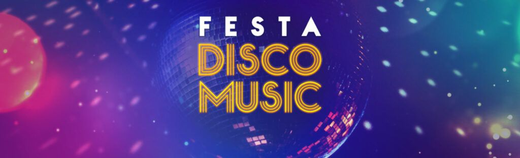 Playlist festa disco music