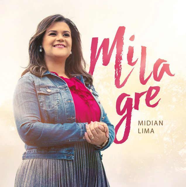 Capa do álbum Milagre de Midian Lima