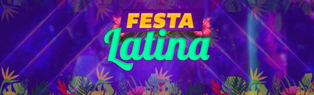 Playlist festa latina