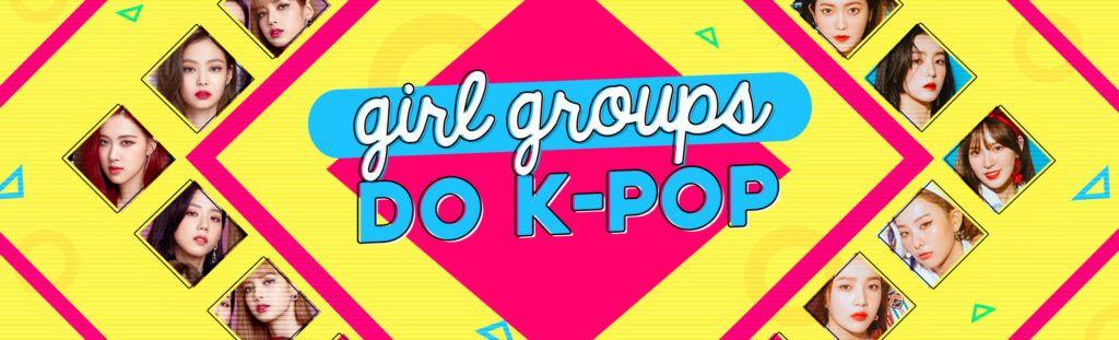 Playlist Girl Groups do k-pop