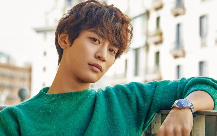 Minho, integrante do grupo de k-pop SHINee