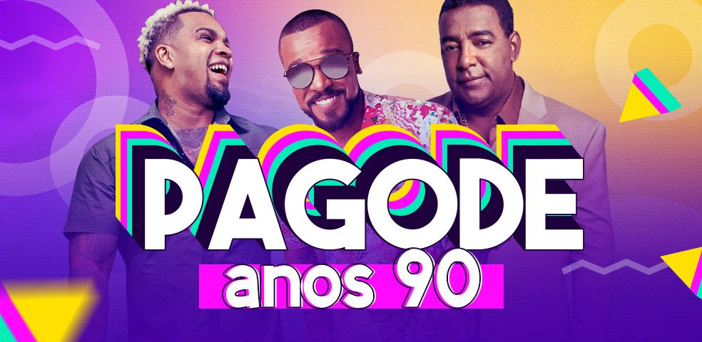 Playlist pagode anos 90