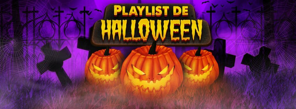 Playlist de músicas de Halloween
