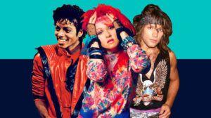 25 músicas internacionais que marcaram os anos 80