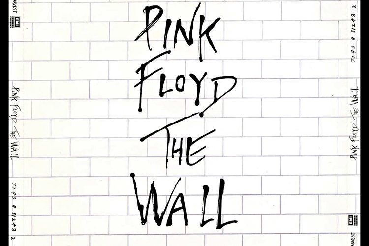Capa do álbum The Wall da banda Pink Floyd