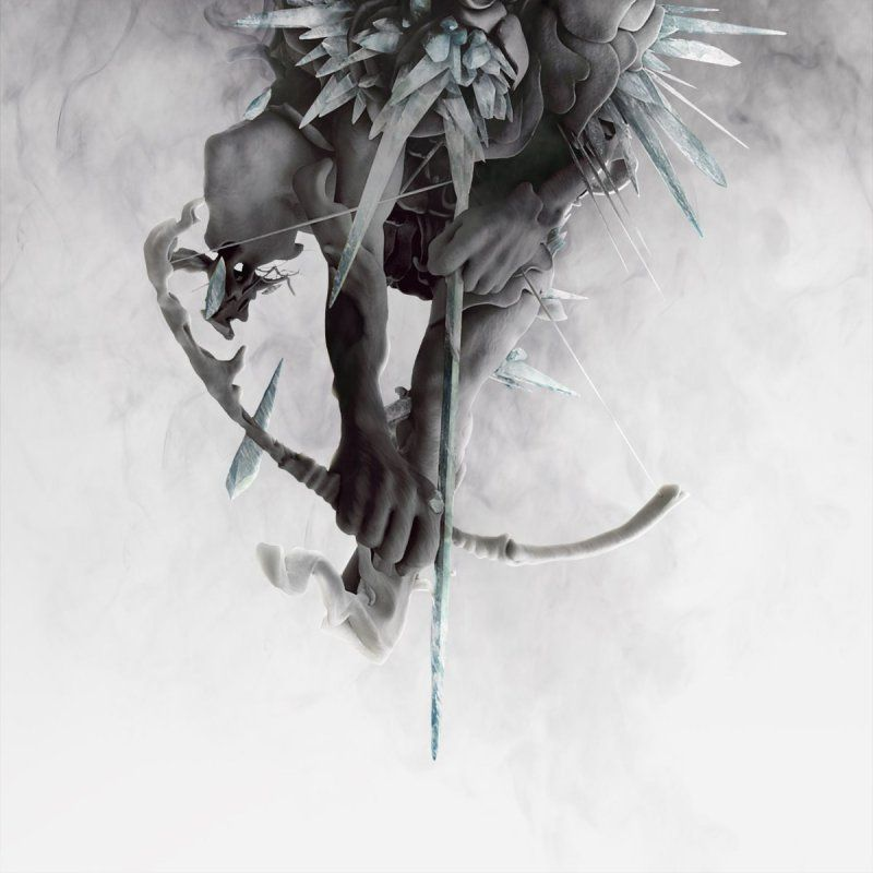 Capa do álbum The Hunting Party da banda Linkin Park