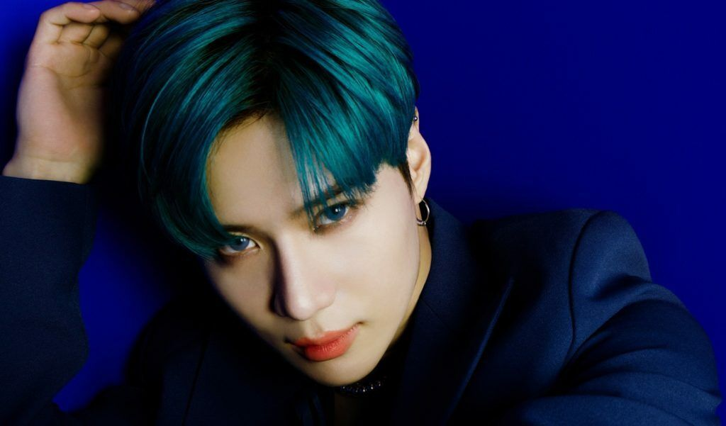 Taemin, integrante do grupo de k-pop SHINee