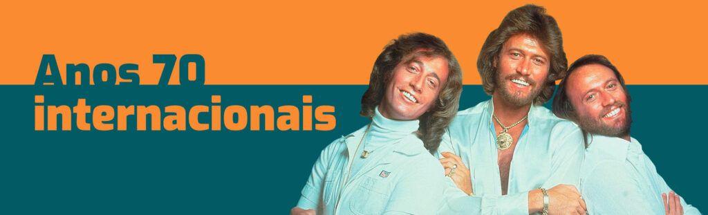 Músicas internacionais dos anos 70