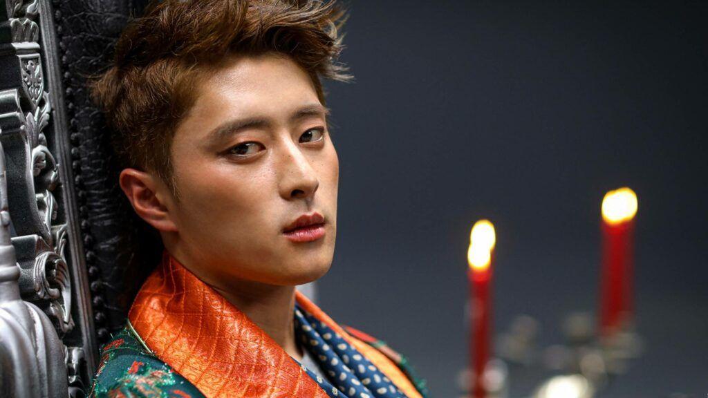 J.seph, integrante do grupo de k-pop KARD