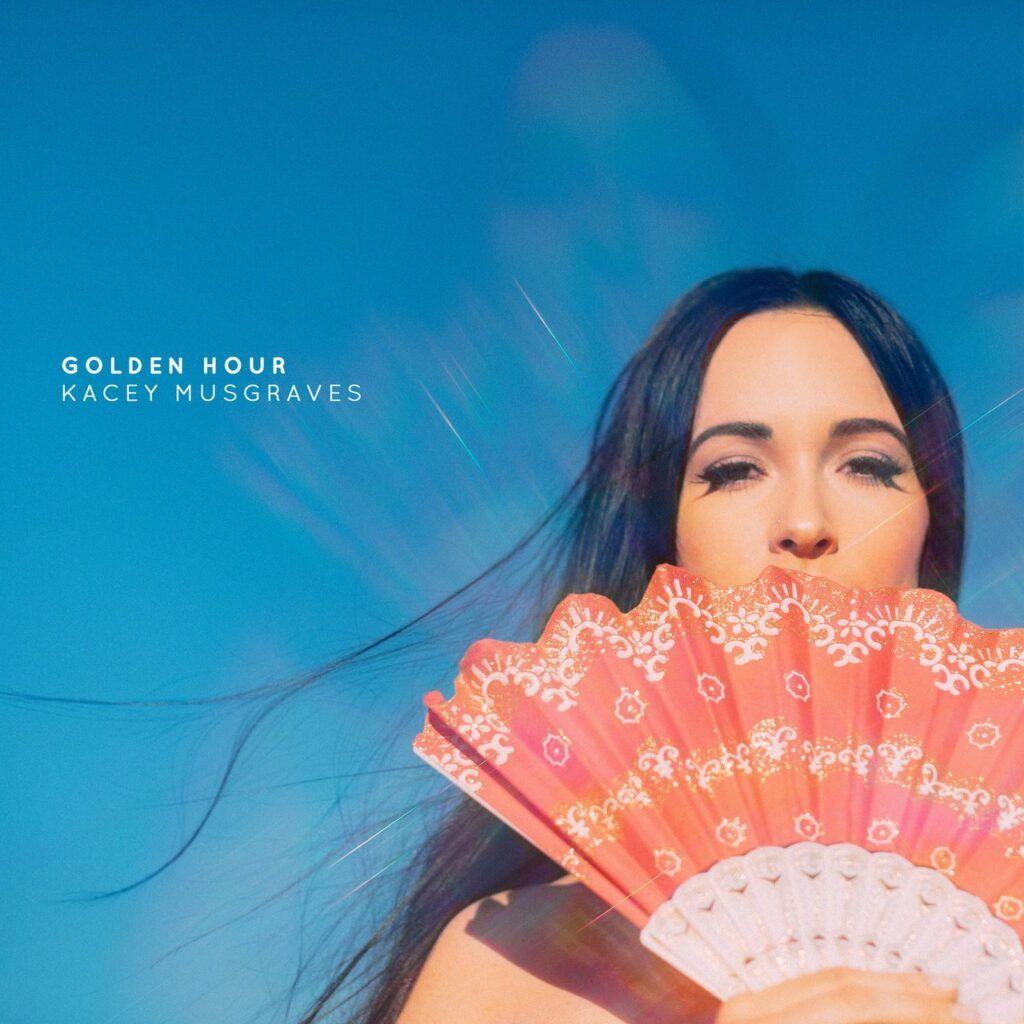 Capa do álbun Golden Hour, de Kacey Musgraves
