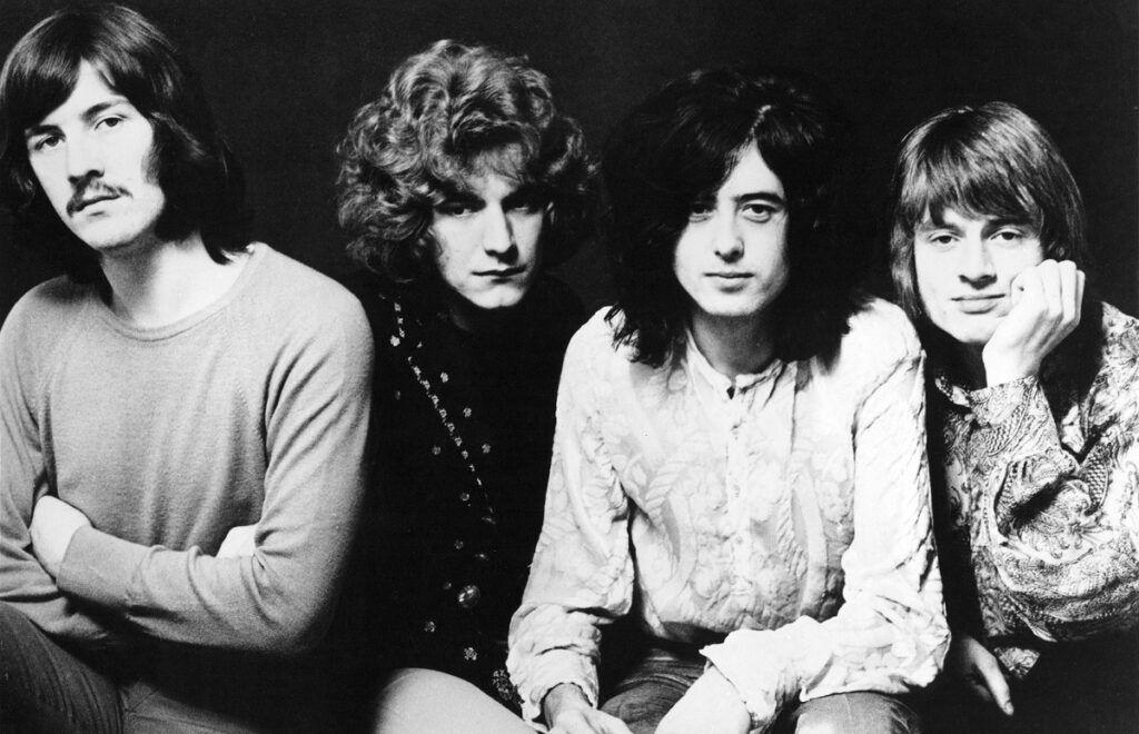 Banda Led Zeppelin