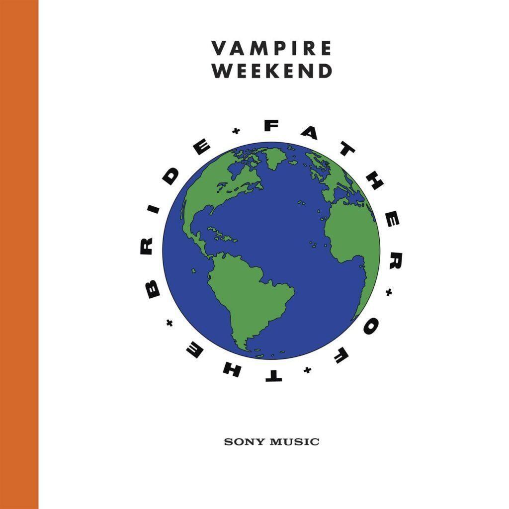Capa do álbum Father Of The Bride, do Vampire Weekend