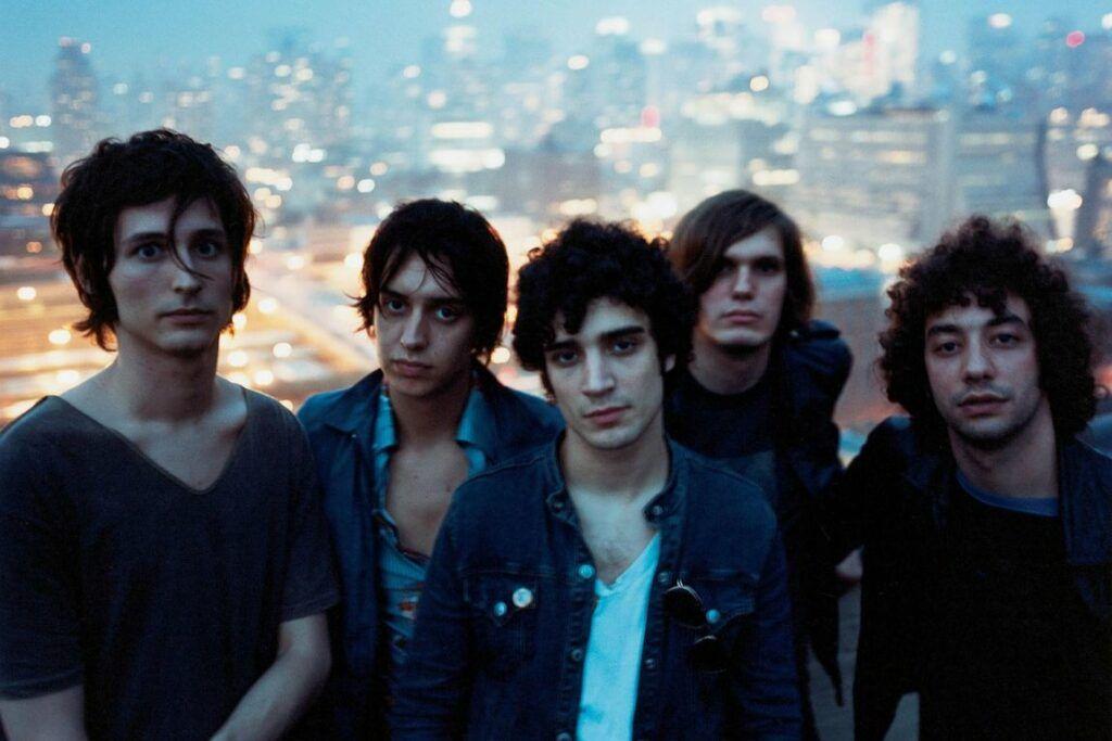 The Strokes, headliner no lineup do Lollapalooza
