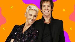 As 13 melhores músicas da dupla sueca Roxette