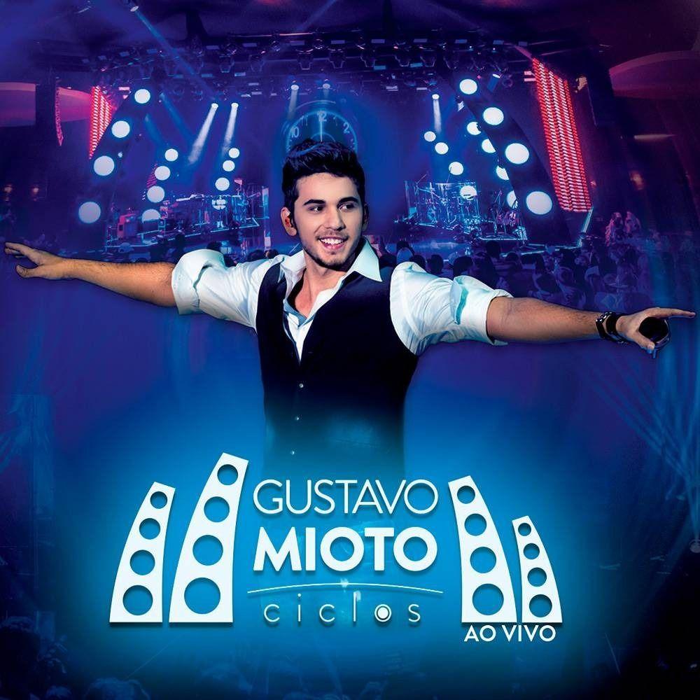 Capa do álbum Ciclos (Ao Vivo), de Gustavo Mioto