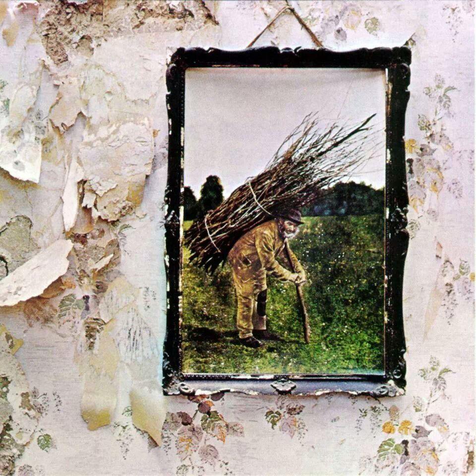Capa do álbum Led Zeppelin IV