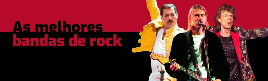 as melhores bandas de rock internacional