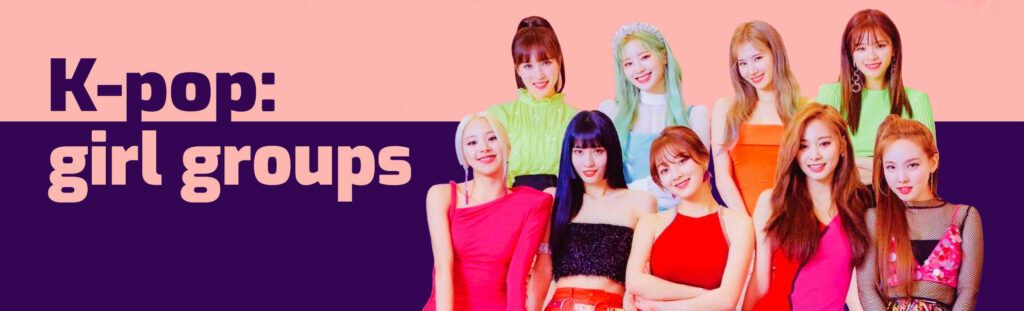 girl groups de k-pop