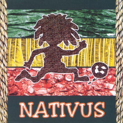 Capa do primeiro álbum do Natiruts, Nativus