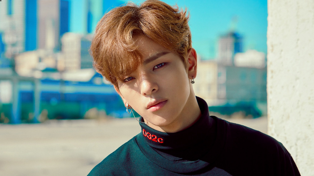 Woojin, ex-integrante do Stray Kids
