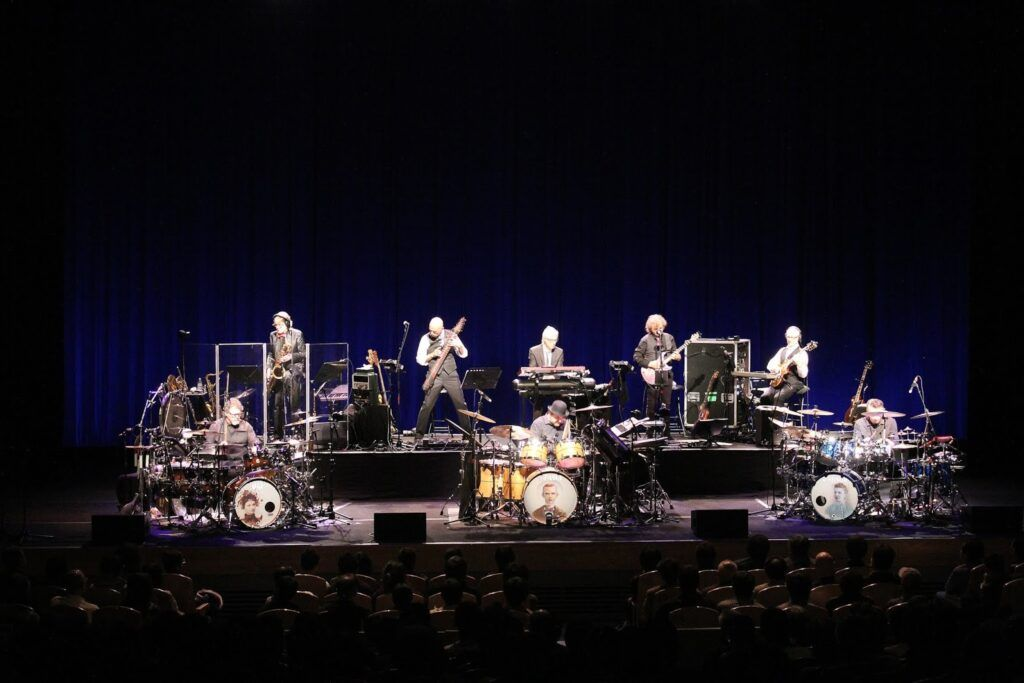 King Crimson, banda de rock progressivo