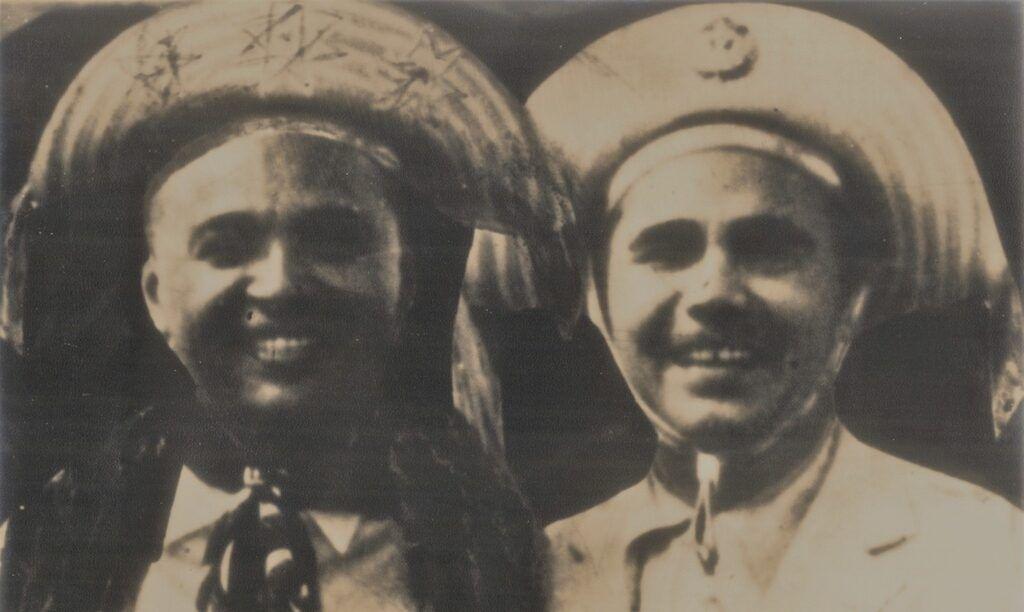 Luiz Gonzaga e Humberto Teixeira, compositores de Asa Branca