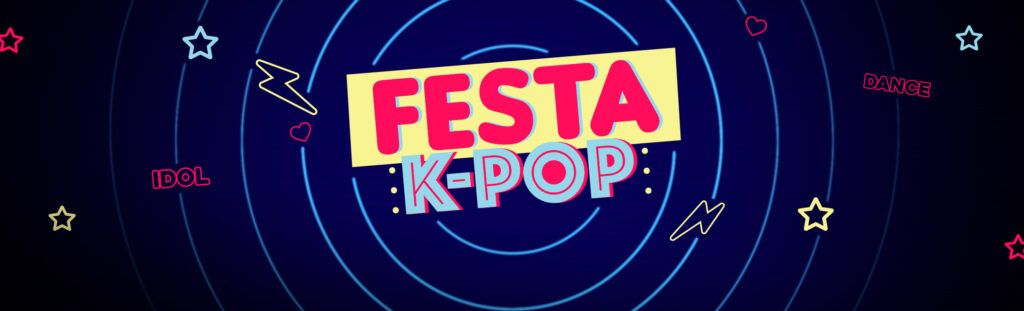 Playlist festa k-pop