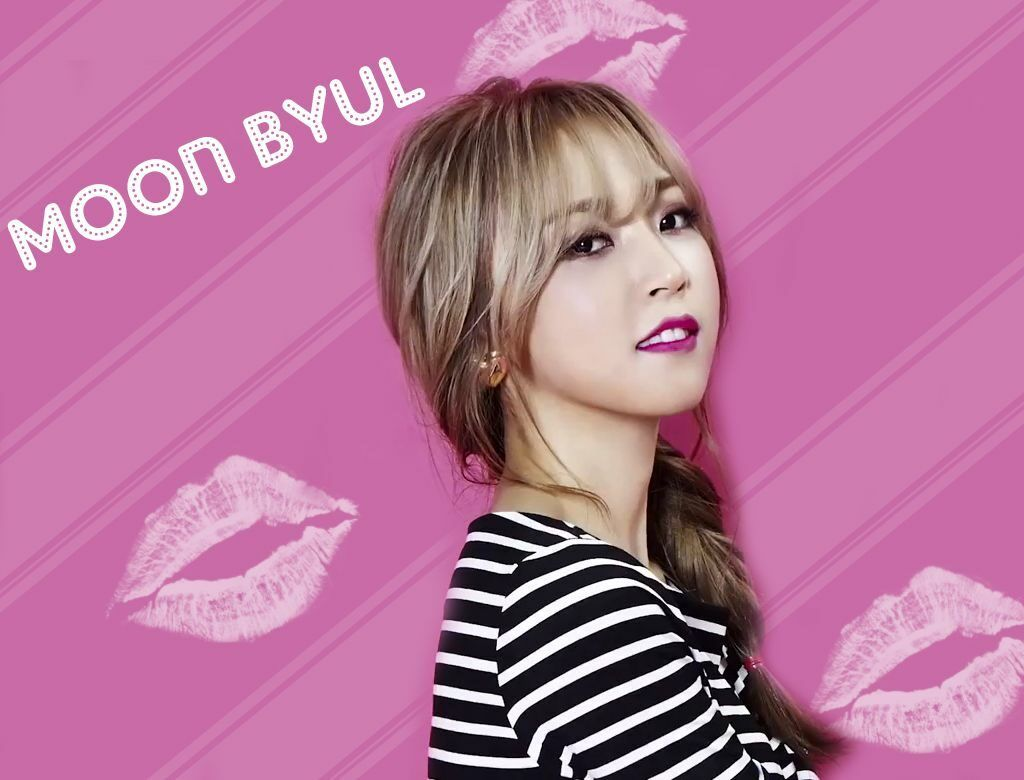 Moonbyul, integrante do Mamamoo