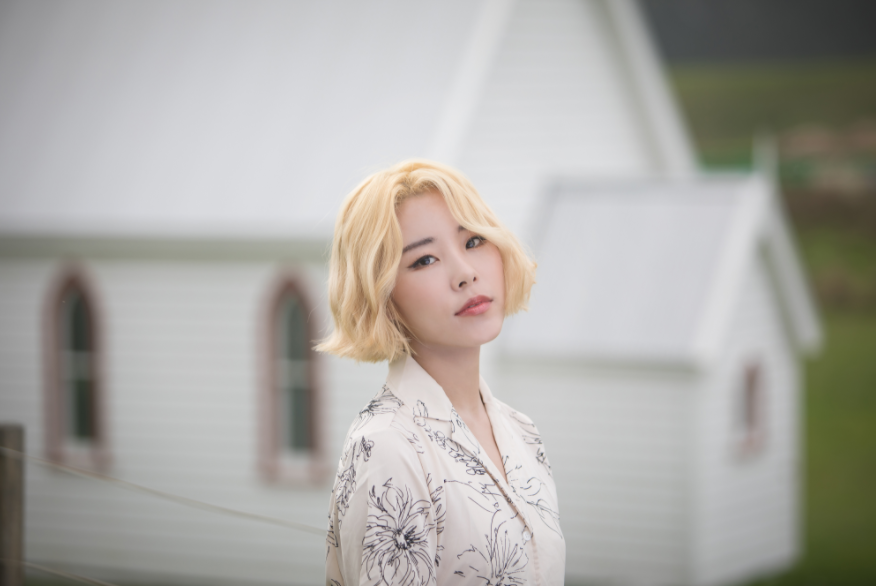 Wheein, integrante do Mamamoo