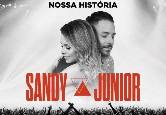 Turnê Nossa História de Sandy e Junior