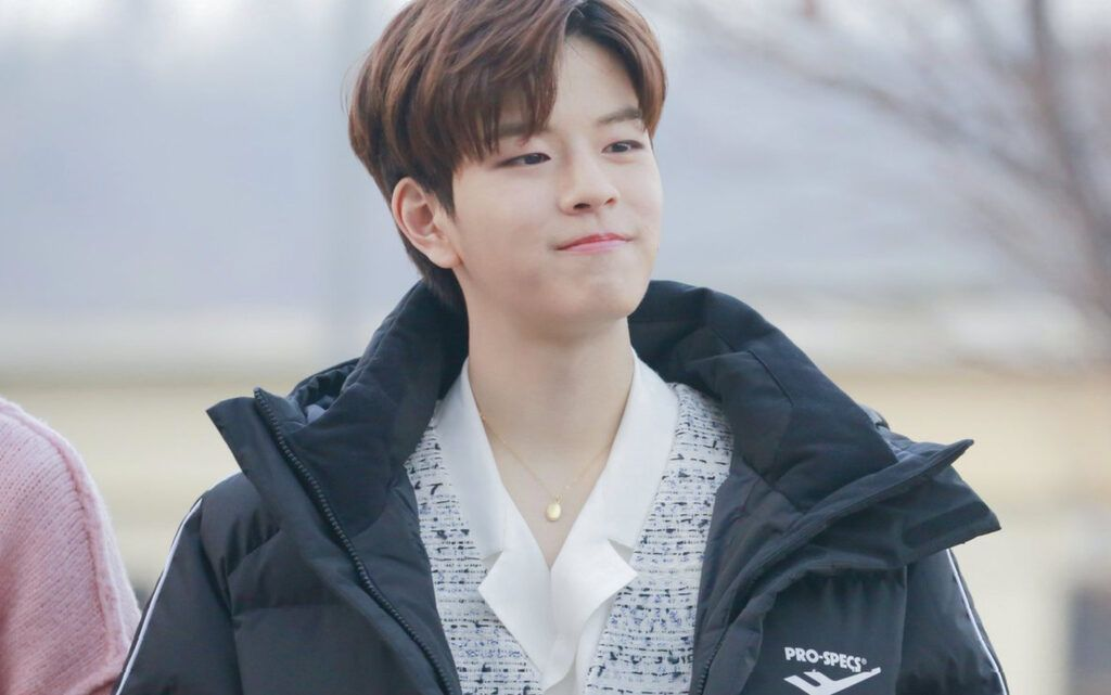 Seungmin, integrante do Stray Kids