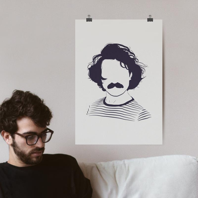 poster belchior