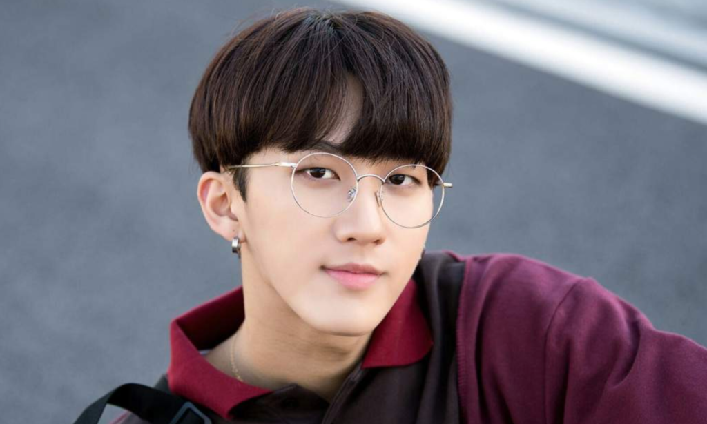 Changbin, integrante do Stray Kids