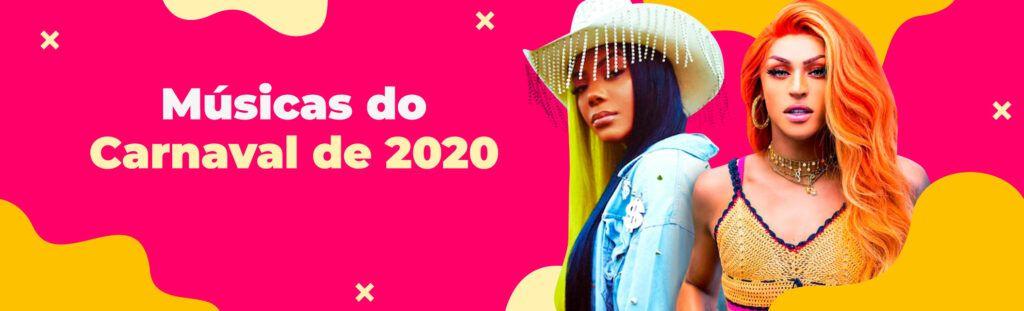 Músicas carnaval 2020