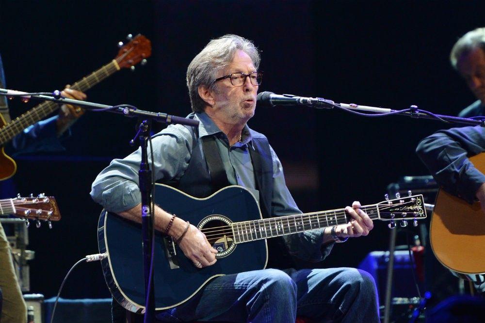 Guitarrista Eric Clapton