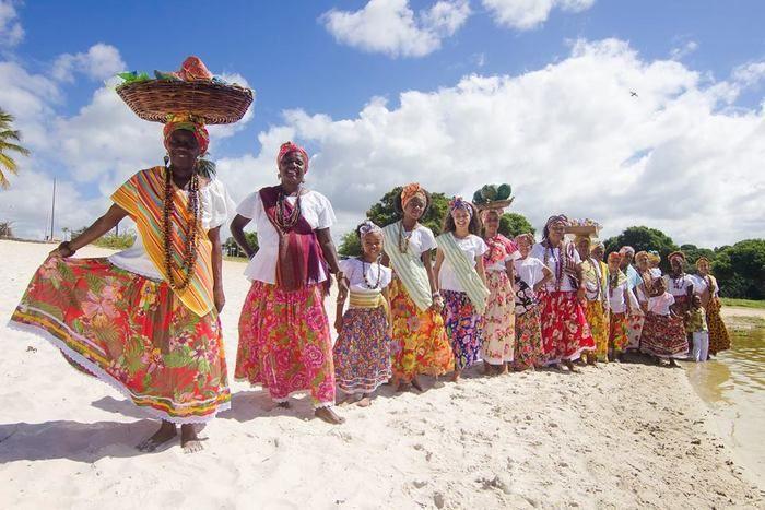 Ganhadeiras de Itapuã