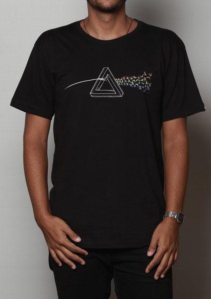 Camiseta Dark Side Of The Moon