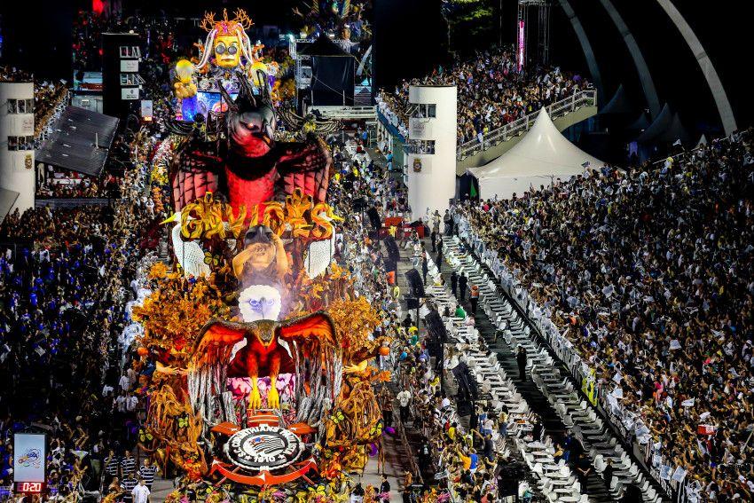 Desfile Gaviões da Fiel 2016