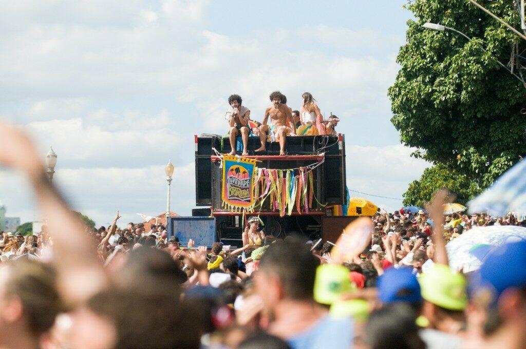 Bloco de carnaval de BH: Juventude Bronzeada