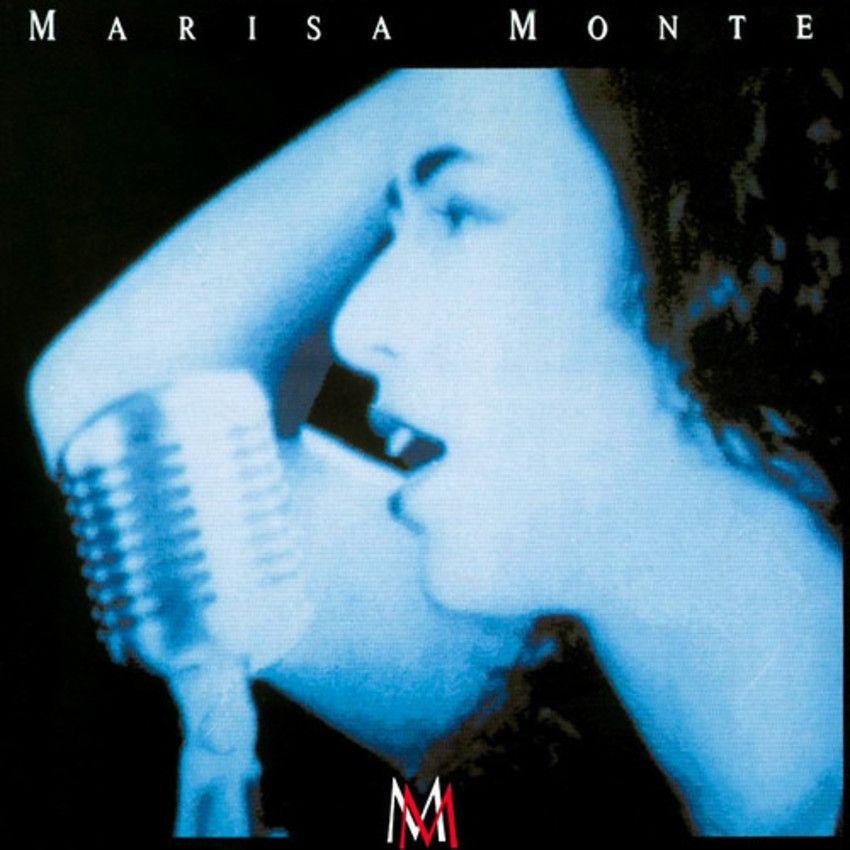 Capa do álbum MM de Marisa Monte
