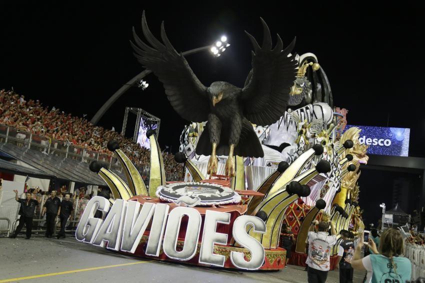 Desfile Gaviões da Fiel 2015